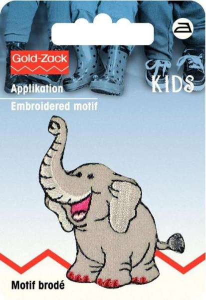 Applikation Elefant AP-925236