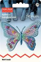 Prym Applikation Schmetterling hellblau -AP-926164