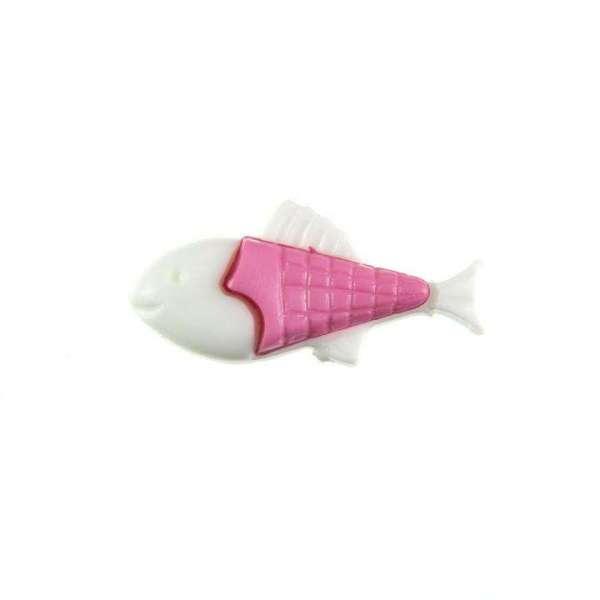 Kinderknöpfe kaufen Fisch-KK-151-weiss-3