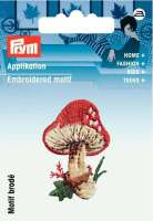 Prym Applikation Pilz groß -AP-923109