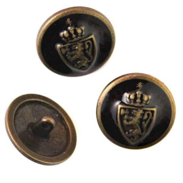 Metallknöpfe mit Wappen MK-5ag