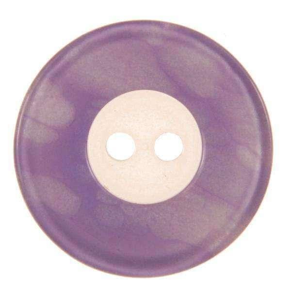 Zweifarbiger 2 Loch Knöpfe KLI-20