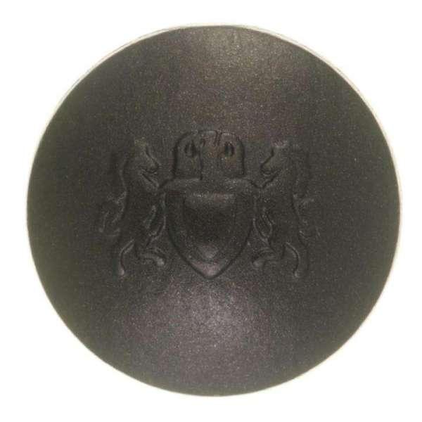 Knöpfe mit Wappenmotiv