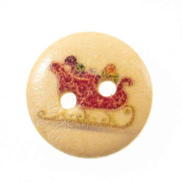 Knöpfe mit Weihnachtsmotiv hk-136-12