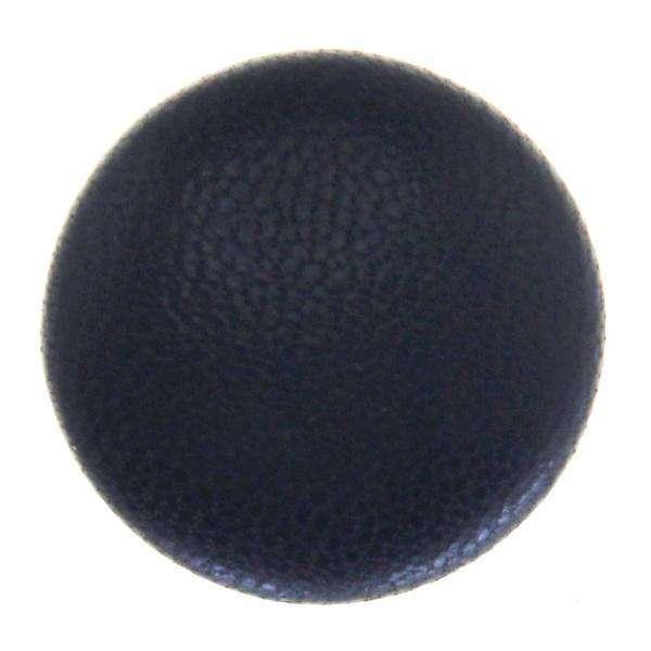 kn pfe online kaufen lederbez polster knopf schwarz sfpo 9. Black Bedroom Furniture Sets. Home Design Ideas