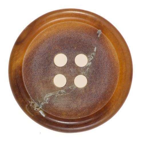 Knöpfe mit feiner Musterung und Rand KBR-141