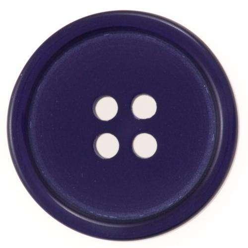 Knöpfe 4 Loch mit schmalem Rand KBL-67