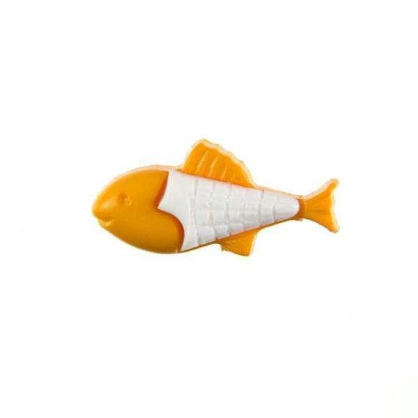 Kinderknöpfe kaufen Fisch-KK-151-orange-3
