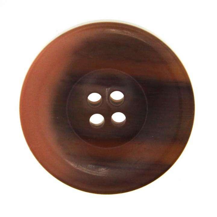 kn pfe online kaufen knopf horn imitat hi 3 rose. Black Bedroom Furniture Sets. Home Design Ideas