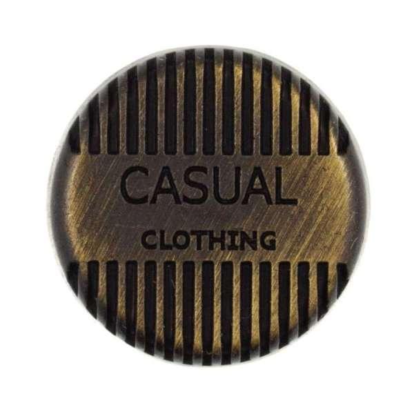 Druckknöpfe Casual nk-58-messing
