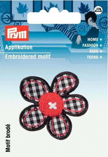 Prym Applikation Blume -AP-924261
