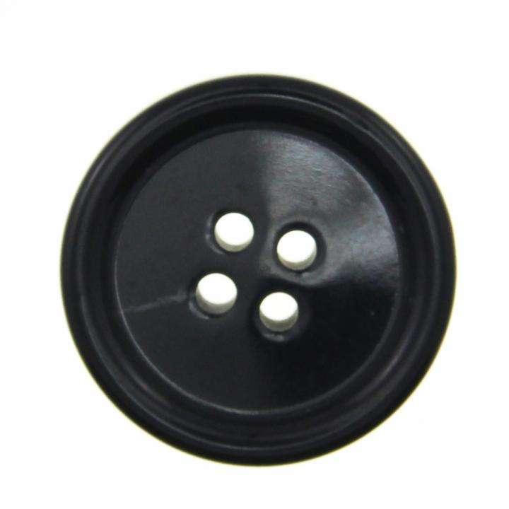 kn pfe online kaufen knopf horn imitat hi 6 schwarz. Black Bedroom Furniture Sets. Home Design Ideas