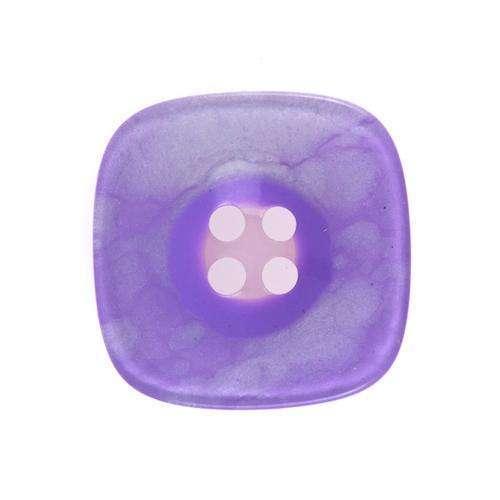Quadratischer 4 Loch Knöpfe KLI-21