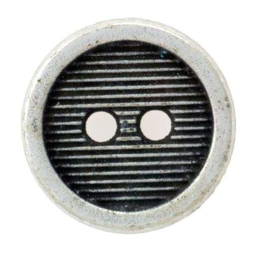 Knöpfe mit Streifenmusterung MK-140s