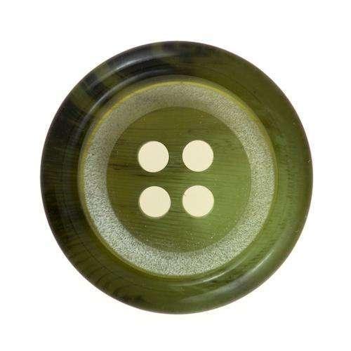 Knöpfe grün mit Maserung grün KGR-48
