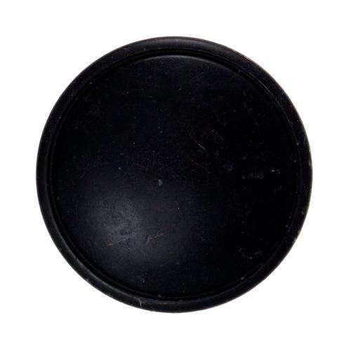 Metallknöpfe mit Zierrand MK-100 schw