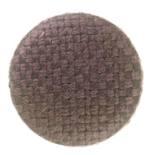 kn pfe online kaufen polster knopf mit stoff braun sfpo 29. Black Bedroom Furniture Sets. Home Design Ideas